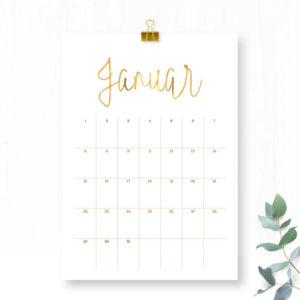 Kalender Das Leben ist schön