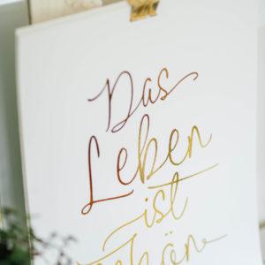 Geburtstagskalender/Immerwährender Kalender Deckblatt