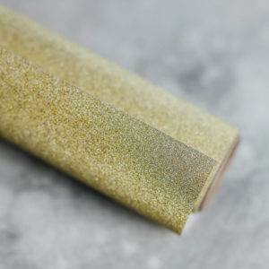 Geschenkpapier Gold Glitter