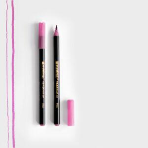 Edding Brush Pen Rosa mit Pinselspitze