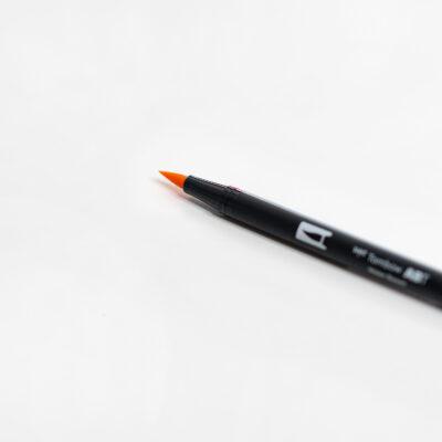 Tombow Brush Pen Set Opal Pinselspitze