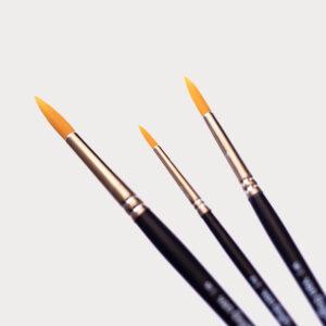 Watercolor Beginner Bundle mit drei Van Gogh Pinseln