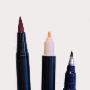 Tombow Brush Pens und Fudenosuke