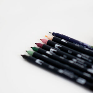 Tombow Brush Pen Set Brushlettering