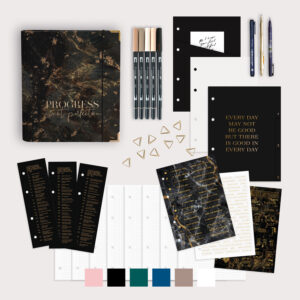Bullet Journal Bundle Large mit Farbvarianten