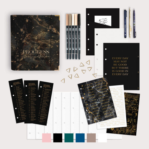 Bullet Journal Bundle Large mit Farbvarianten