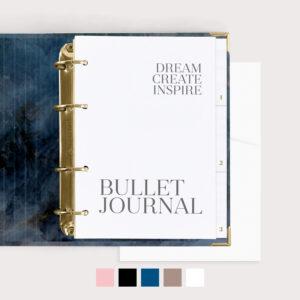 Bullet Journal Book Coverbild