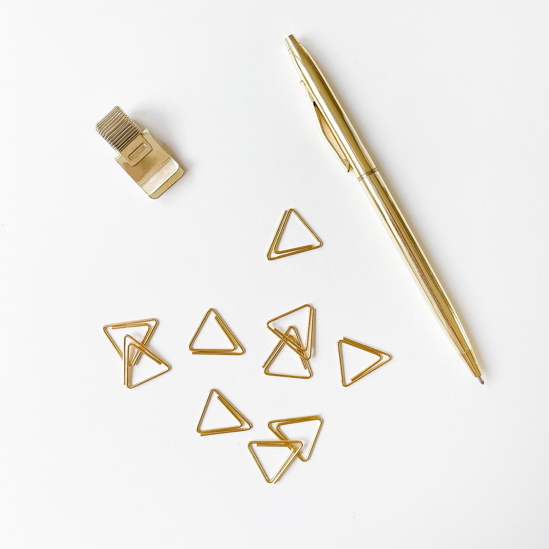 Golden Accessoires Set