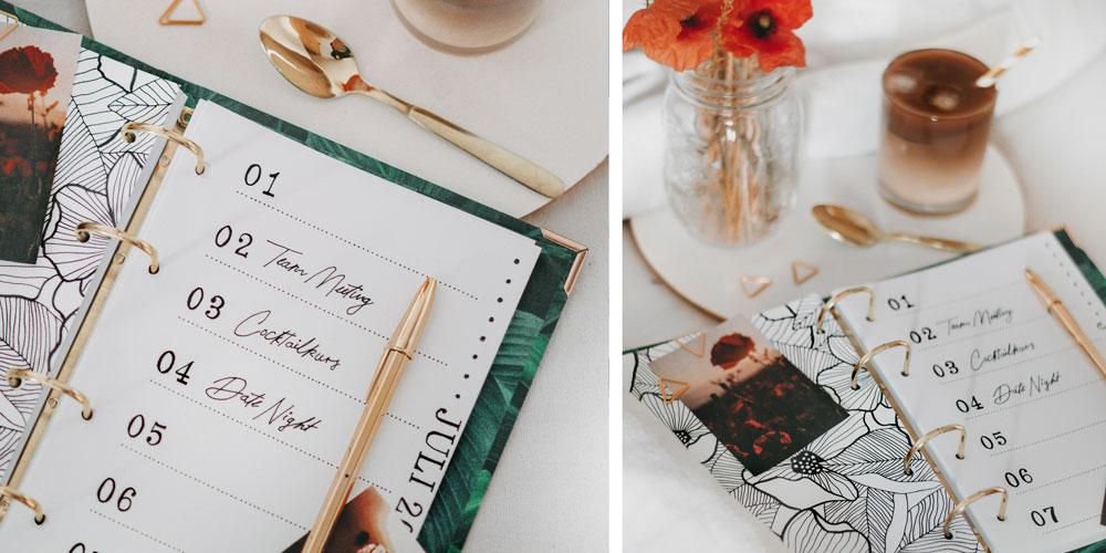 Bullet Journal Book Inspiration