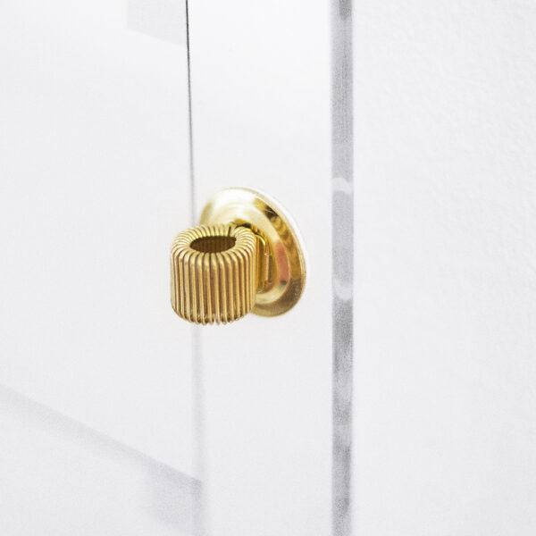 Stiftehalter gold Metall