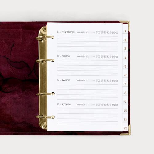 Wochenplaner-burgundy-002
